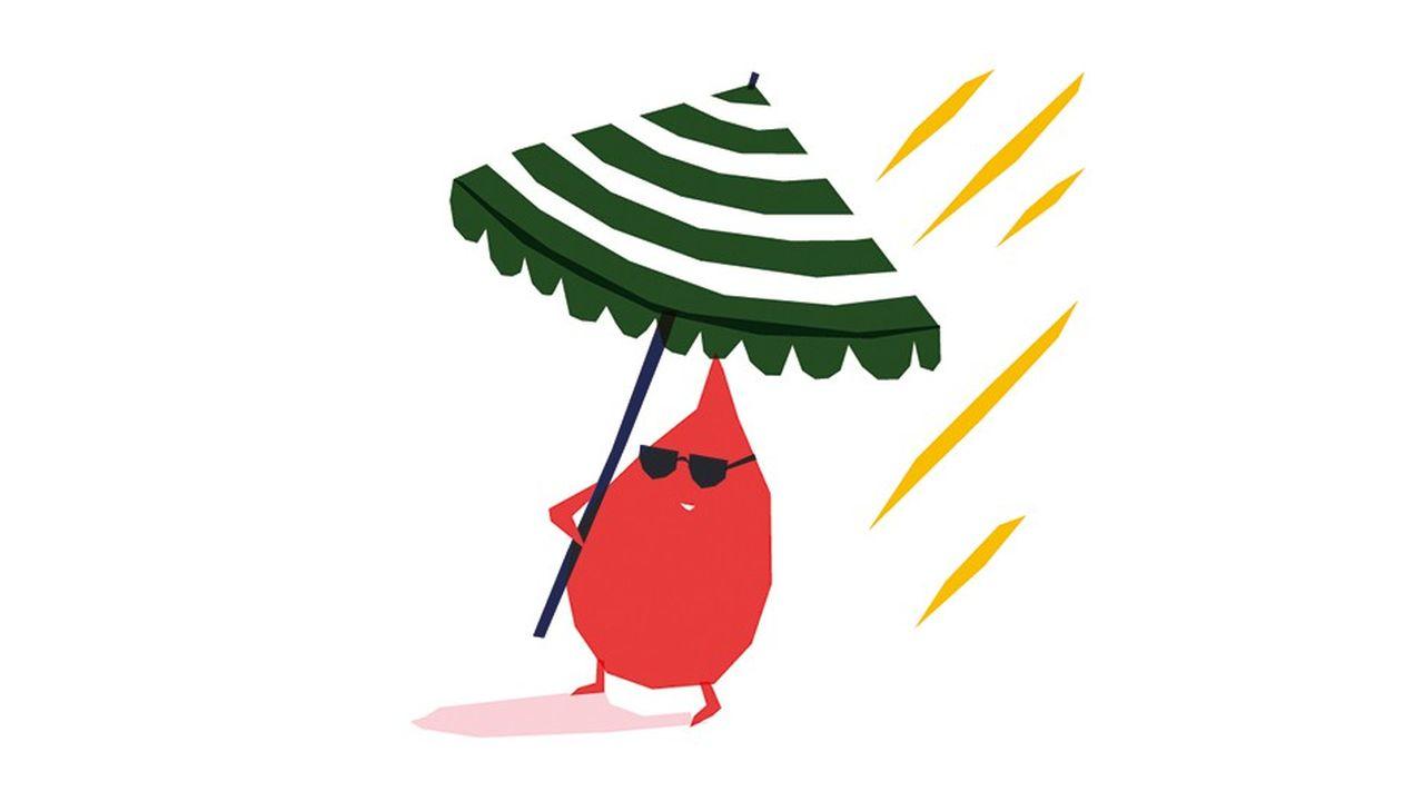 Crèmes solaires: on les a dans le sang