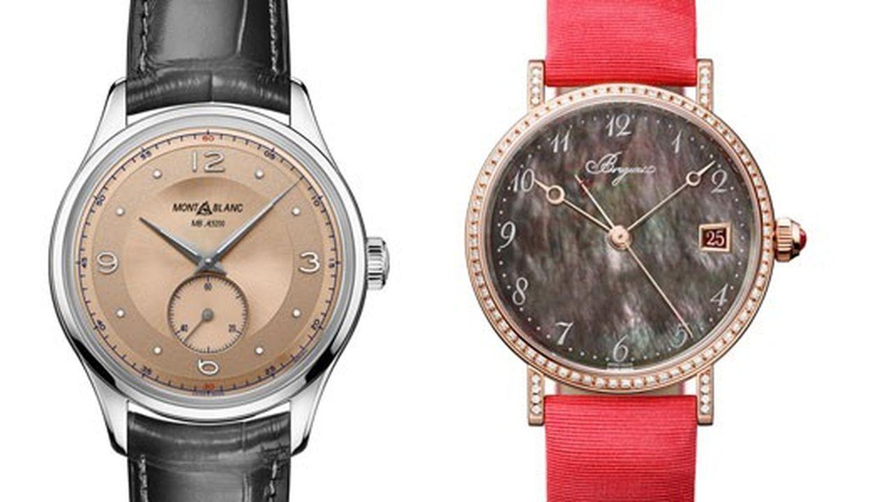 Heures Actuelles : montres de manufacture