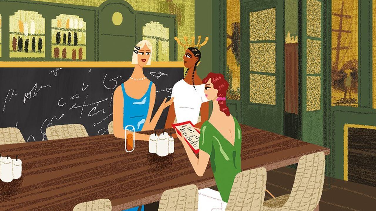Les Echos ont testé: bar à cocktails et auberge urbaine