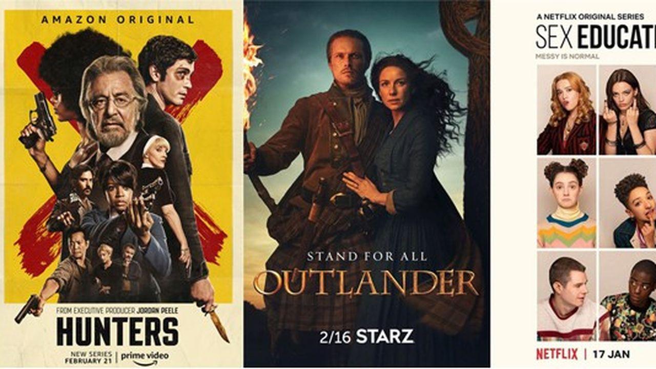 3 séries TV à ne pas manquer