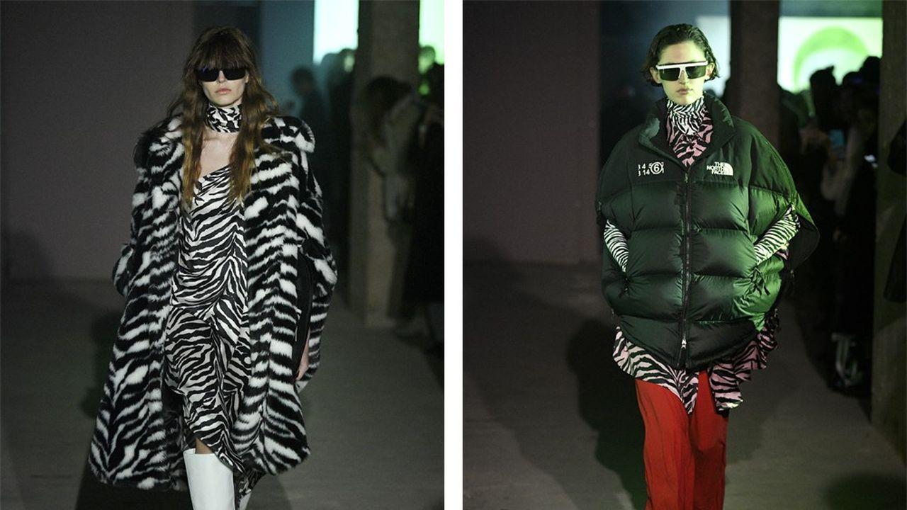Fashion Week Automne-Hiver 2020-21 : l'approche conceptuelle de MM6