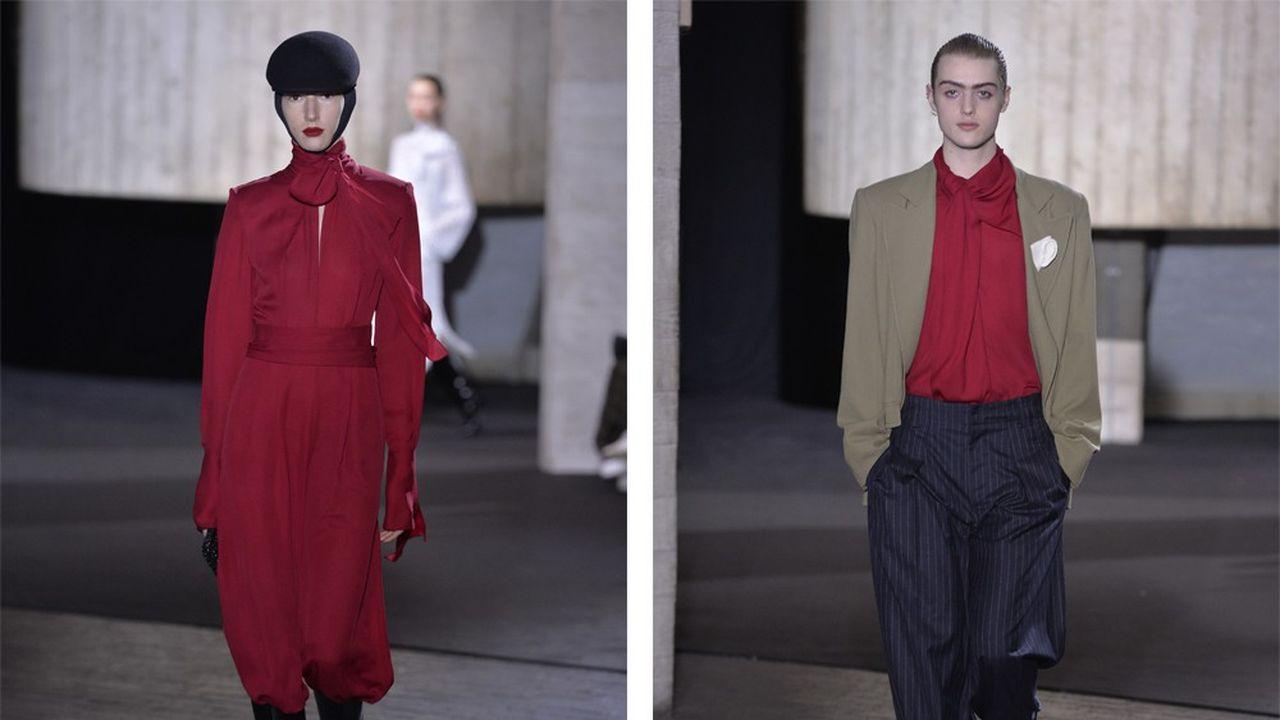 Fashion Week Automne-Hiver 2020-21: la mode inclusive de Roland Mouret
