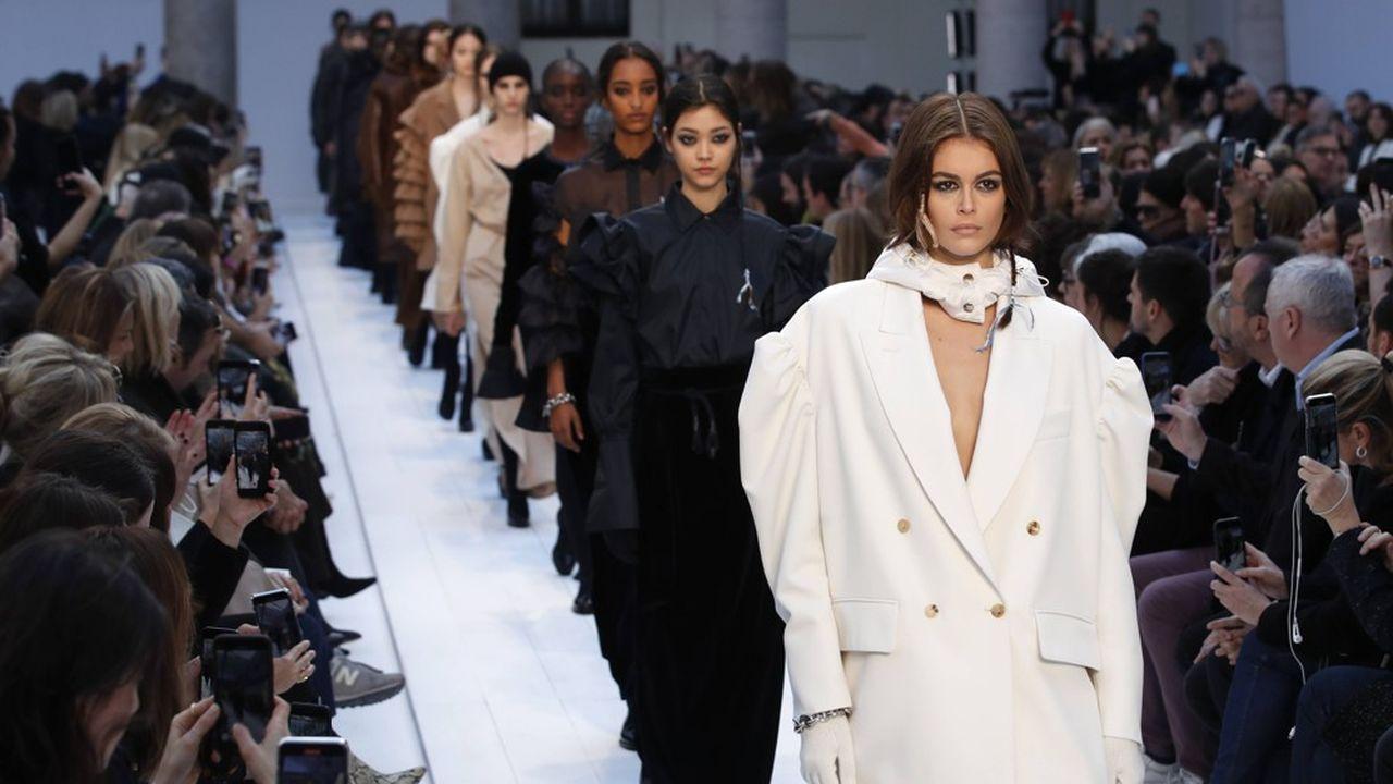 Fashion Week Automne-Hiver 2020-21 : la Mer en hiver chez Max Mara