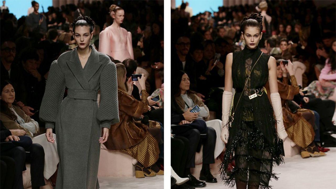Fashion Week Automne-Hiver 2020-21 : plaisirs raffinés chez Fendi