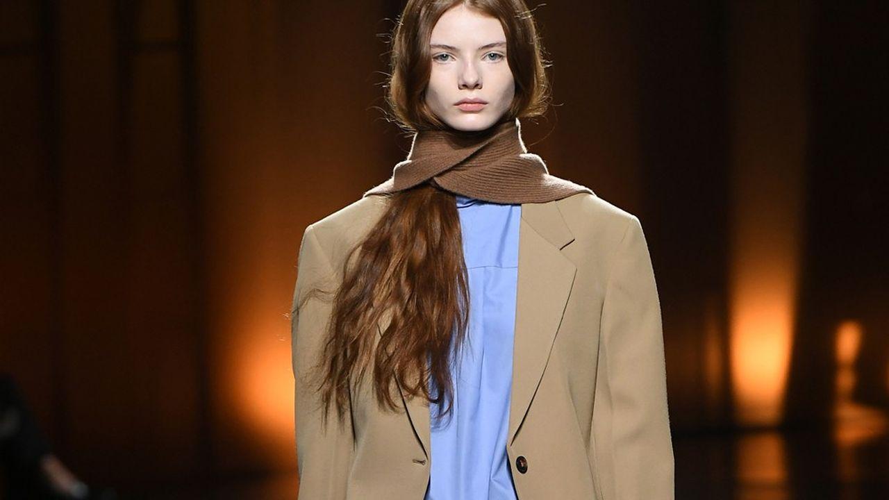 Fashion Week Automne-Hiver 2020-21 : le charme de la bourgeoisie selon Tod's