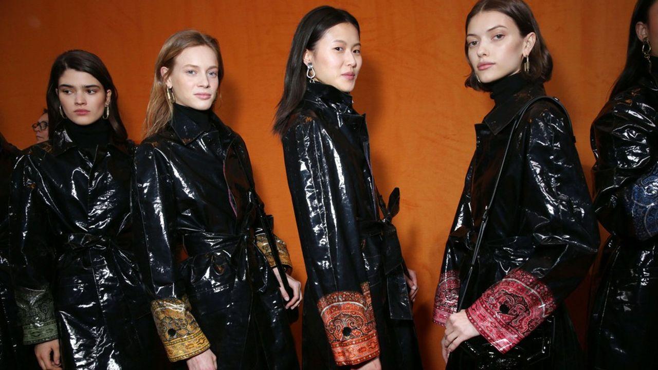 Fashion Week Automne-Hiver 2020-21 : la femme fatale selon Etro