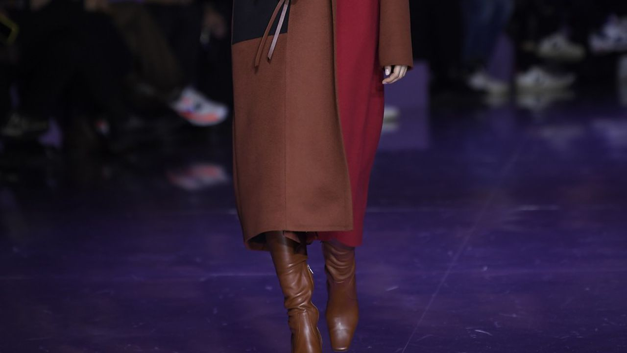 Fashion Week Automne-Hiver 2020-21 : Boss, la portabilité moderne