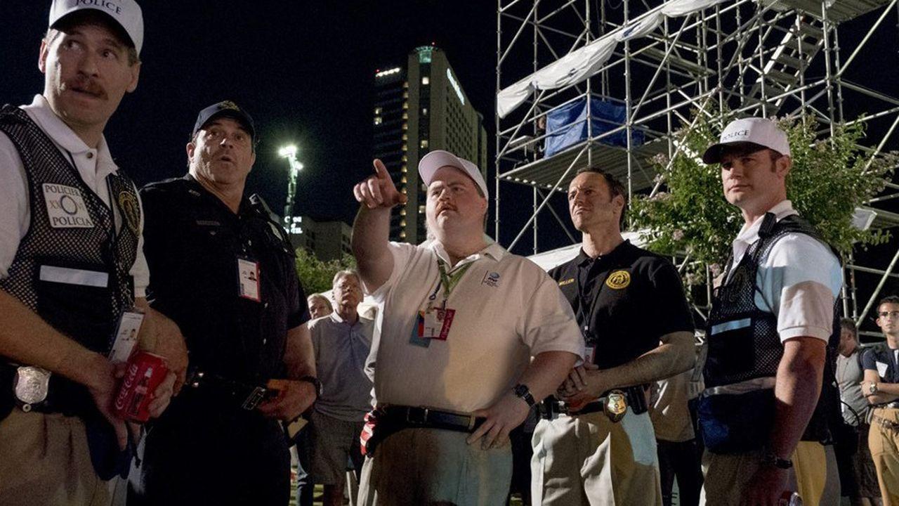 Richard Jewell (Paul Walter Hauser) permet d'éviter un carnage avant les JO d'Atlanta