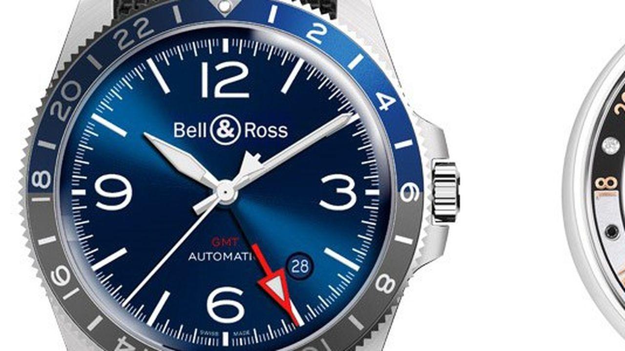 Heures Actuelles : montres GMT