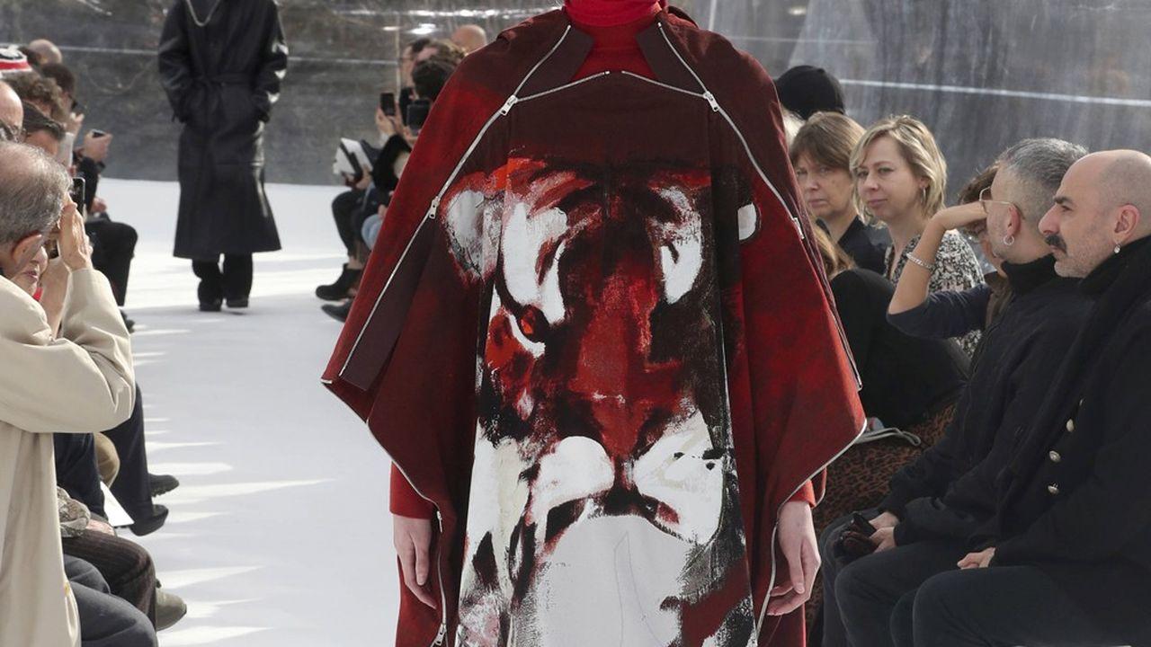 Fashion Week Automne-Hiver 2020-21: Kenzo en mode première