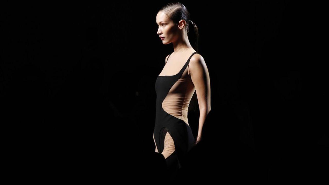 Fashion Week Automne-Hiver 2020-21: le corps en majesté chez Mugler