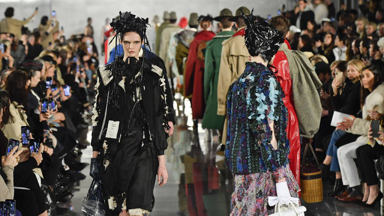 Fashion Week Automne-Hiver 2020-21: le grand mix de Maison Margiela