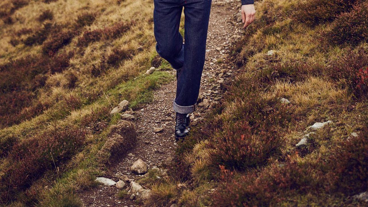 Mode: le jean passe au vert