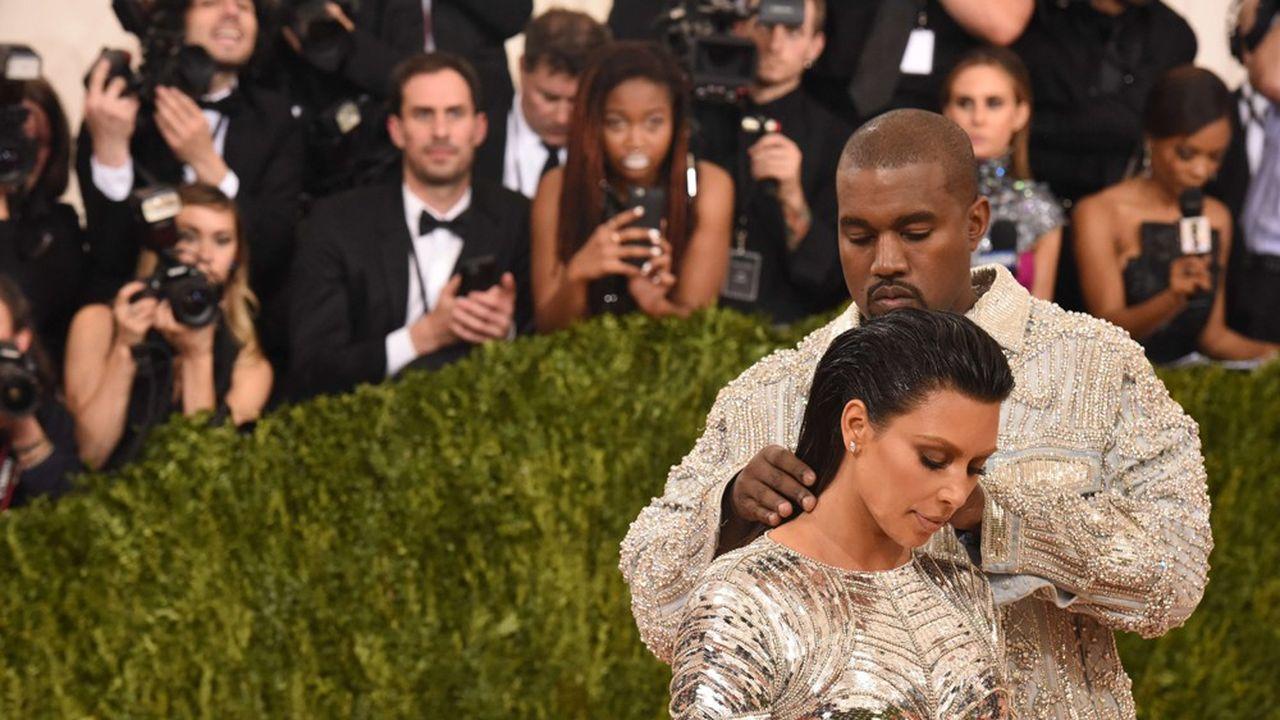 Kim Kardashian et Kanye West: le nouveau rêve américain?