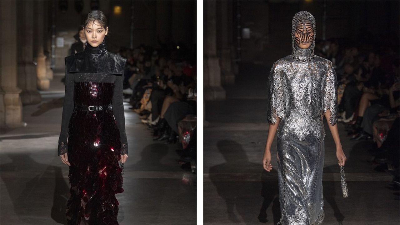 Fashion Week Automne-Hiver 2020-21: Paco Rabanne, des codes en évolution