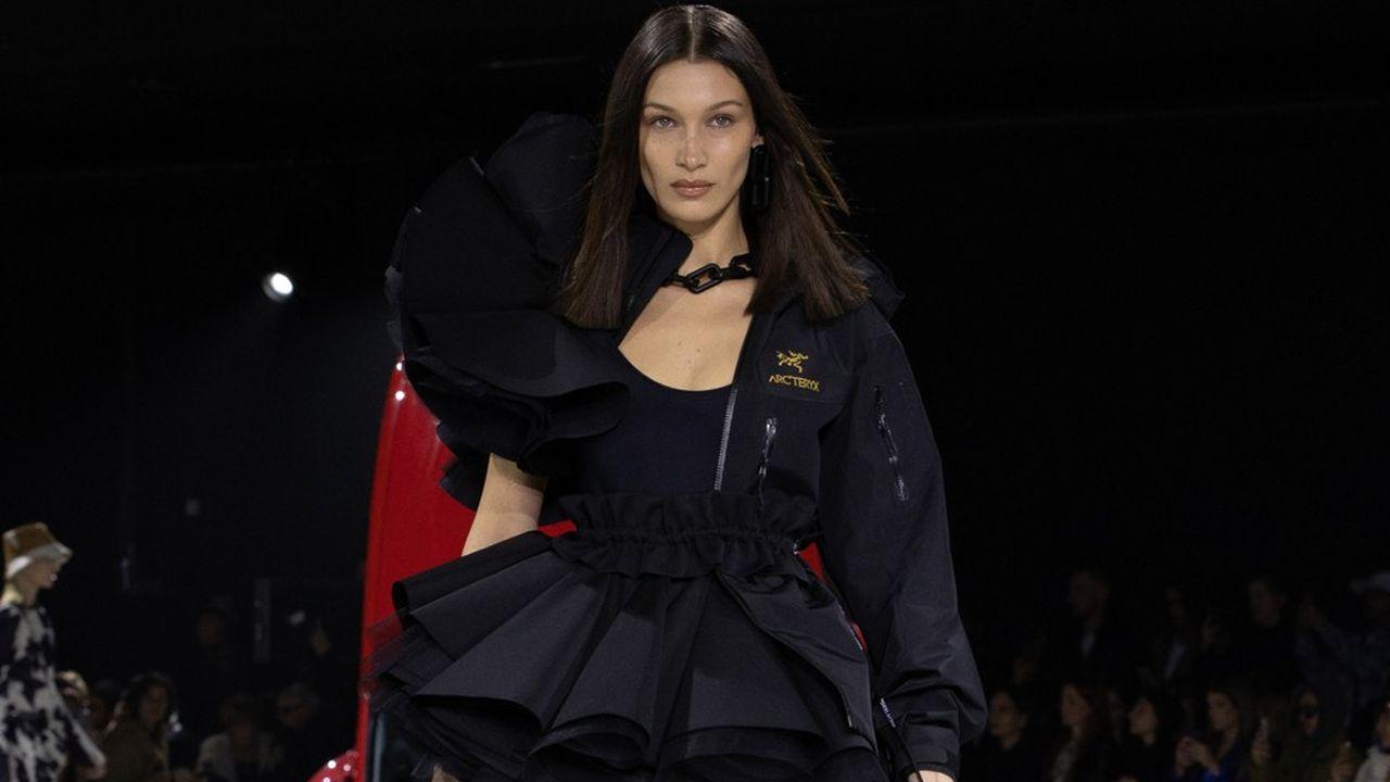 Fashion Week Automne-Hiver 2020-21: Off-White s'amuse de ses codes