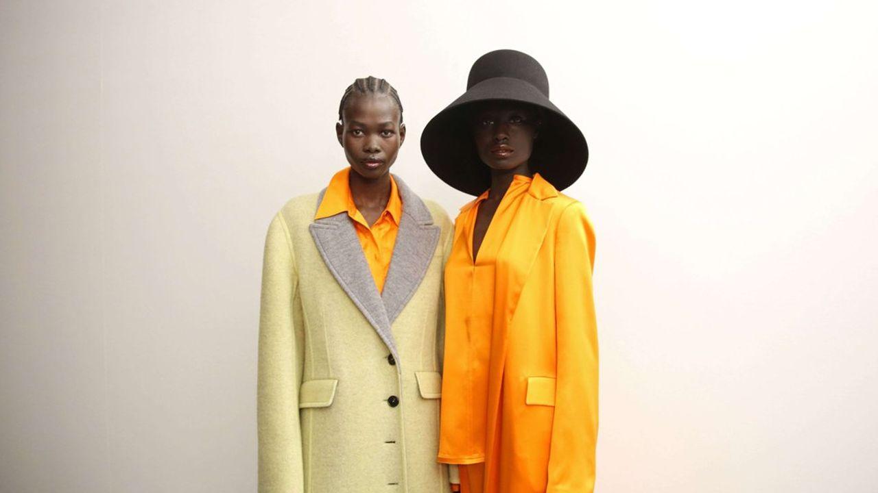 Fashion Week Automne-Hiver 2020-21: portraits de femmes chez Nina Ricci