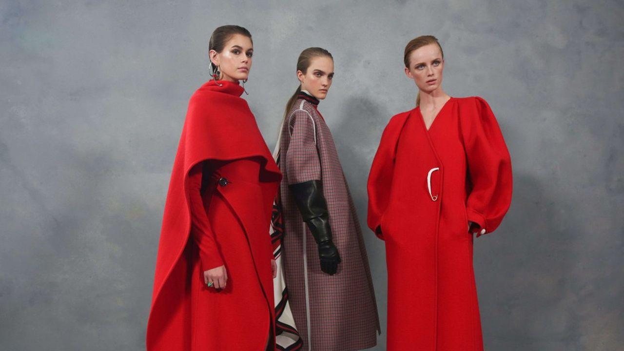 Fashion Week Automne-Hiver 2020-21: les femmes fortes de Givenchy