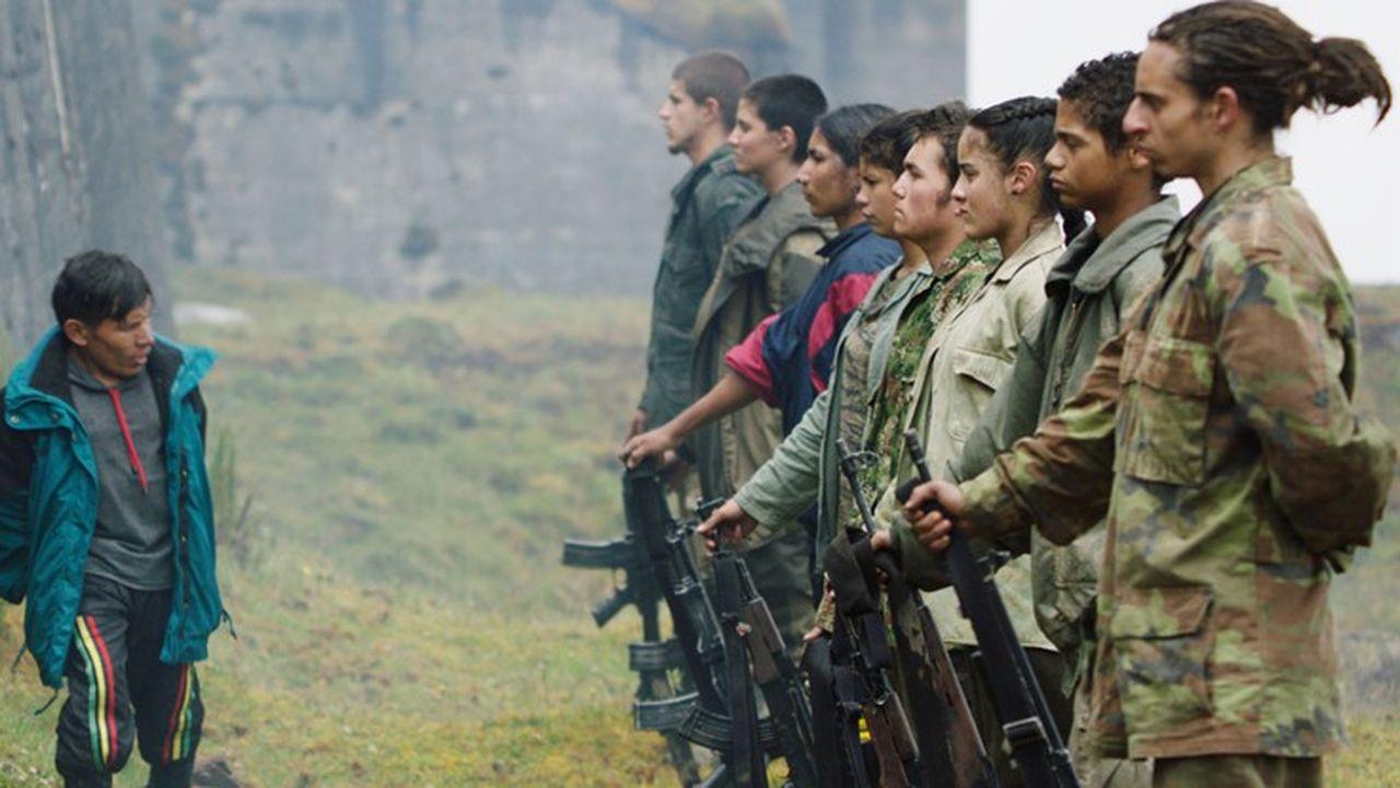 Des ados de guerre livrés à eux-mêmes dans un paysage magnifique.