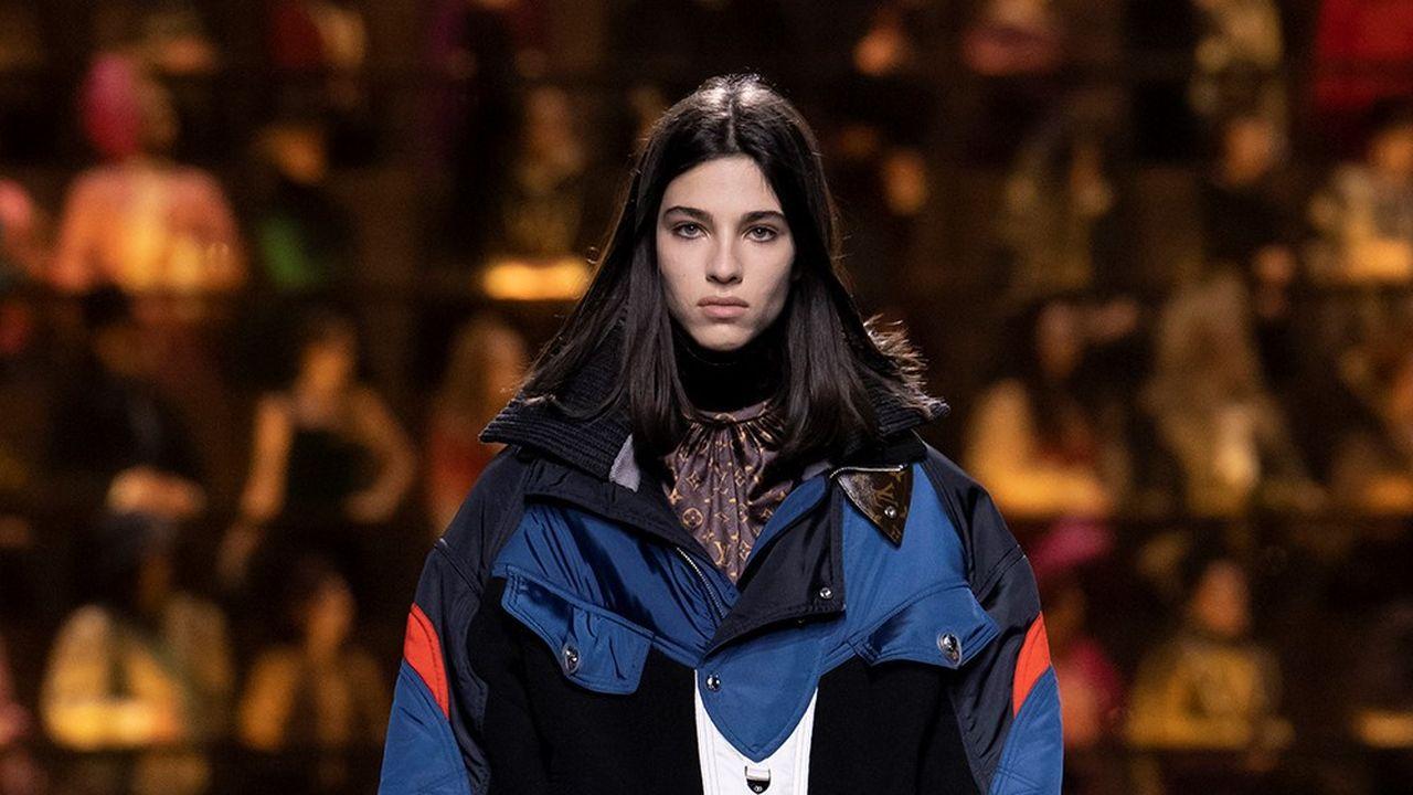 Fashion Week Automne-Hiver 2020-21 : défilé historique chez Louis Vuitton