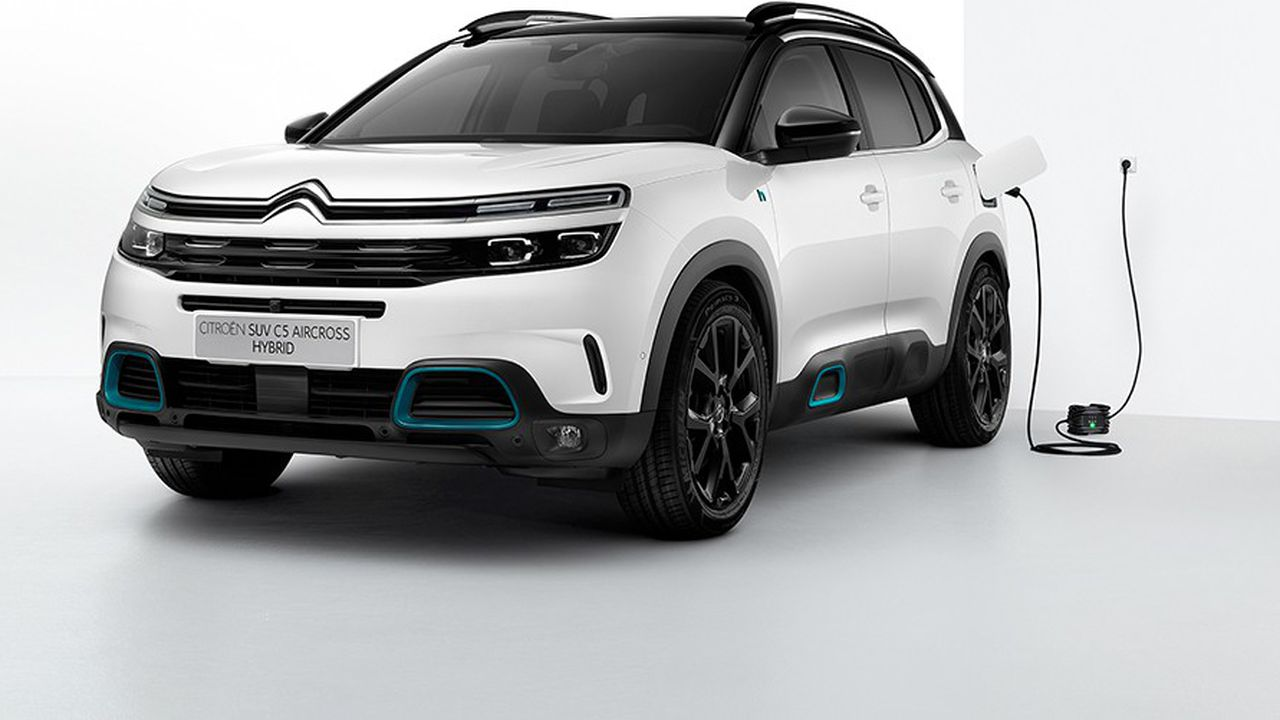 C5 Aircross Hybrid, dans l'air du temps