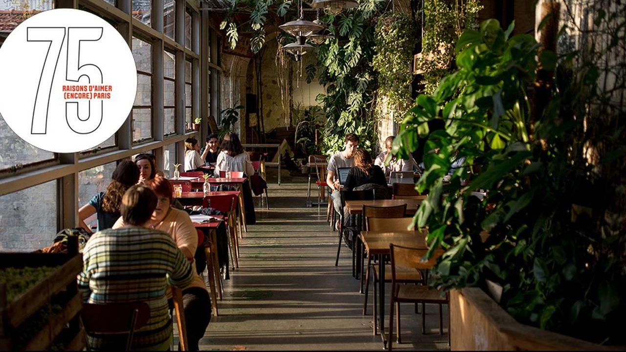 Paris: la seconde vie des friches industrielles