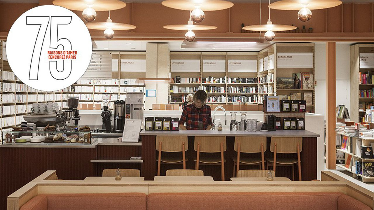 À Paris, les librairies font de la résistance