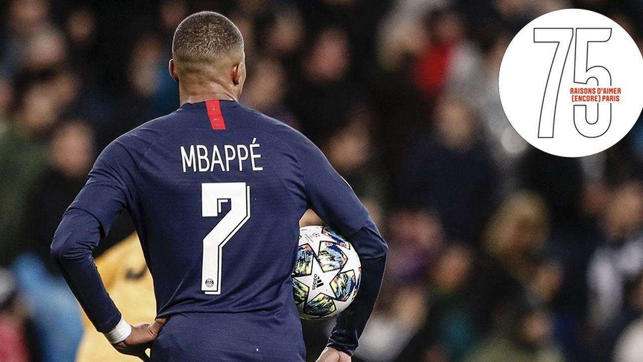 Mbappé, l'idole siglée PSG