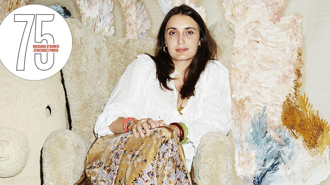 Laura Gonzalez, l'architecte d'intérieur du Tout-Paris