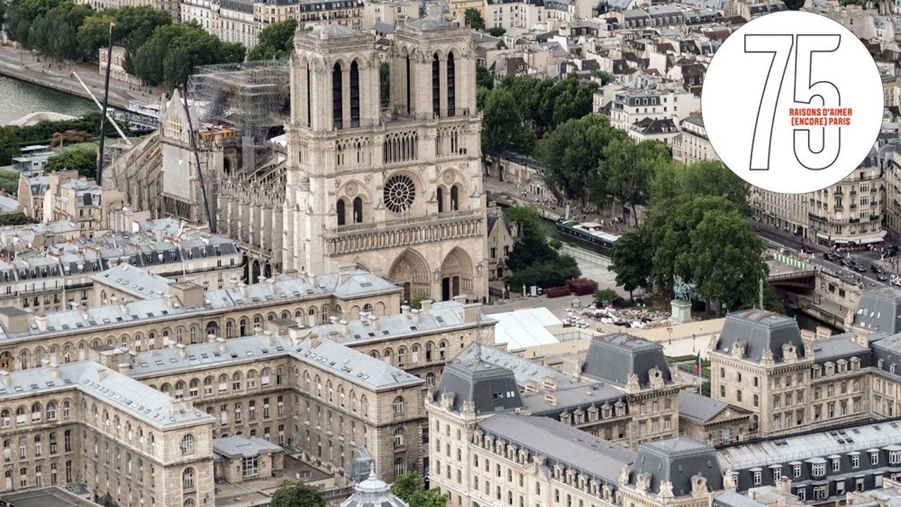 Notre-Dame de Paris, le chantier de la résurrection