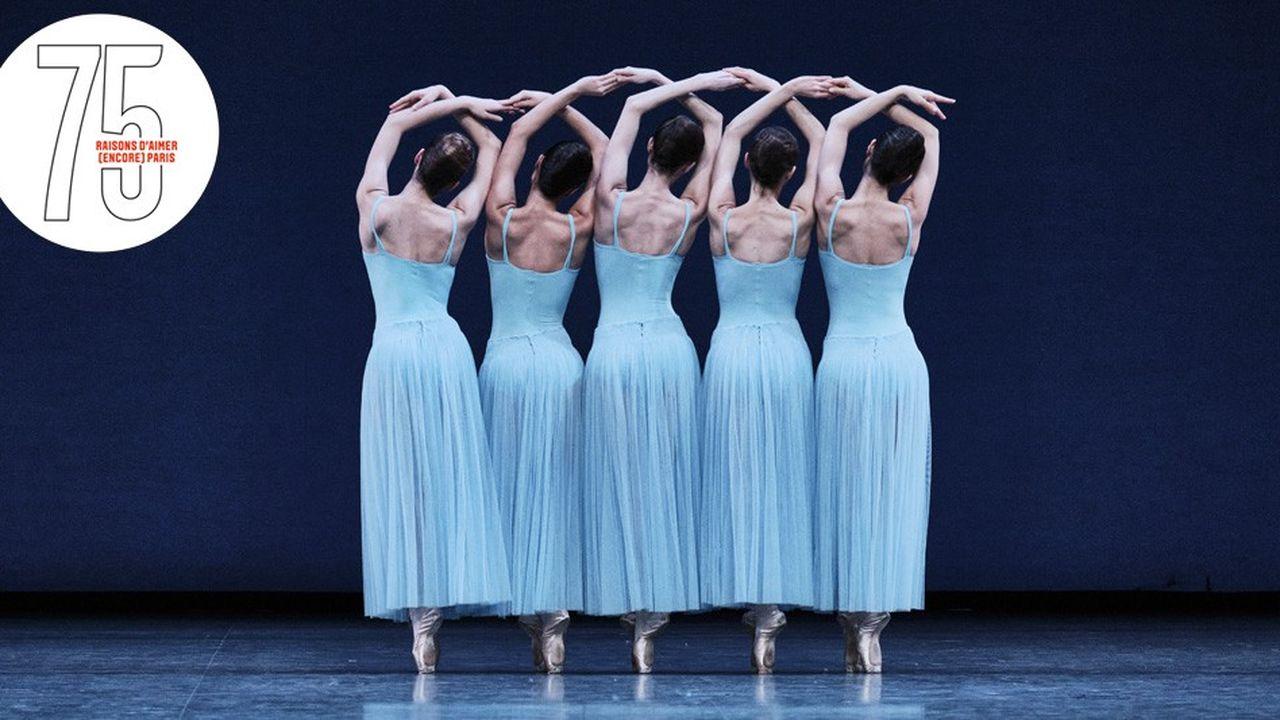 Opéra de Paris: les pointes de l'excellence