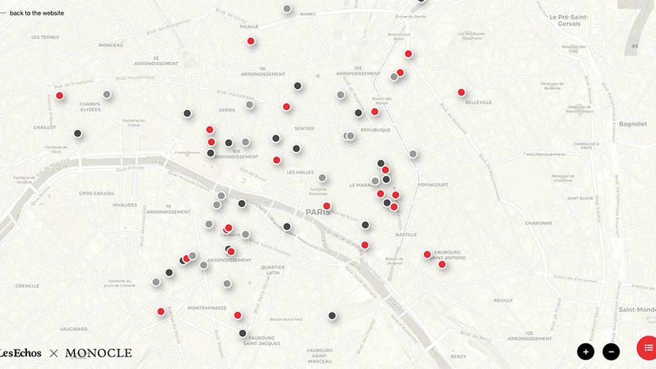 Spécial Paris: Les Echos Week-End s'associent avec Monocle