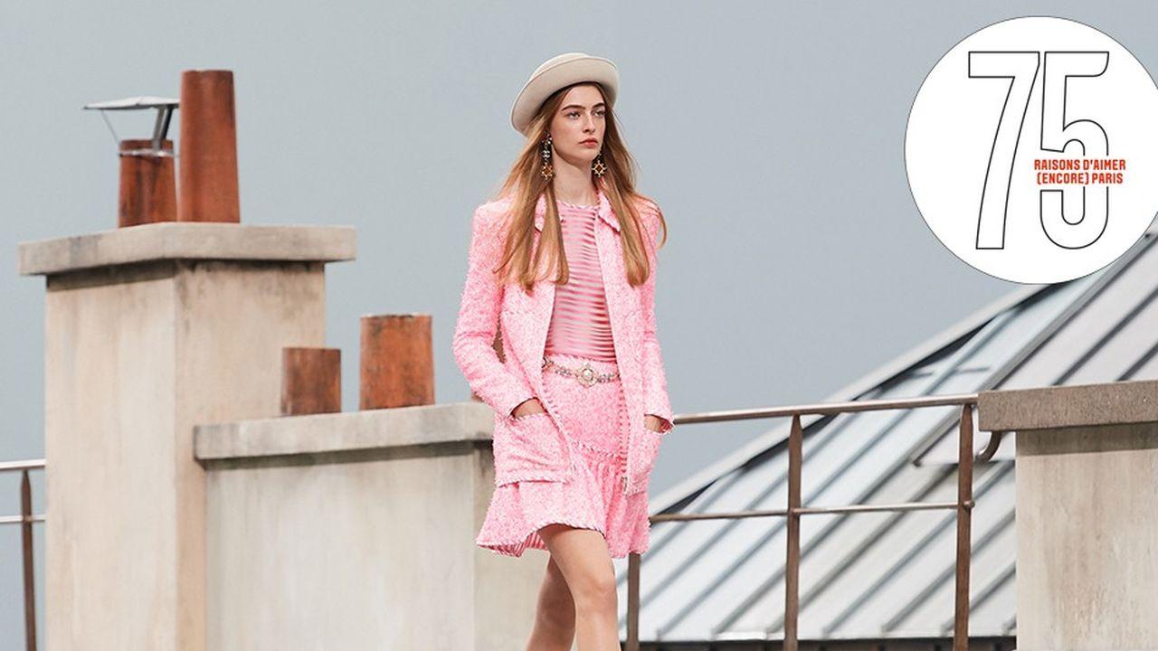 Paris, l'incontournable épicentre de la mode