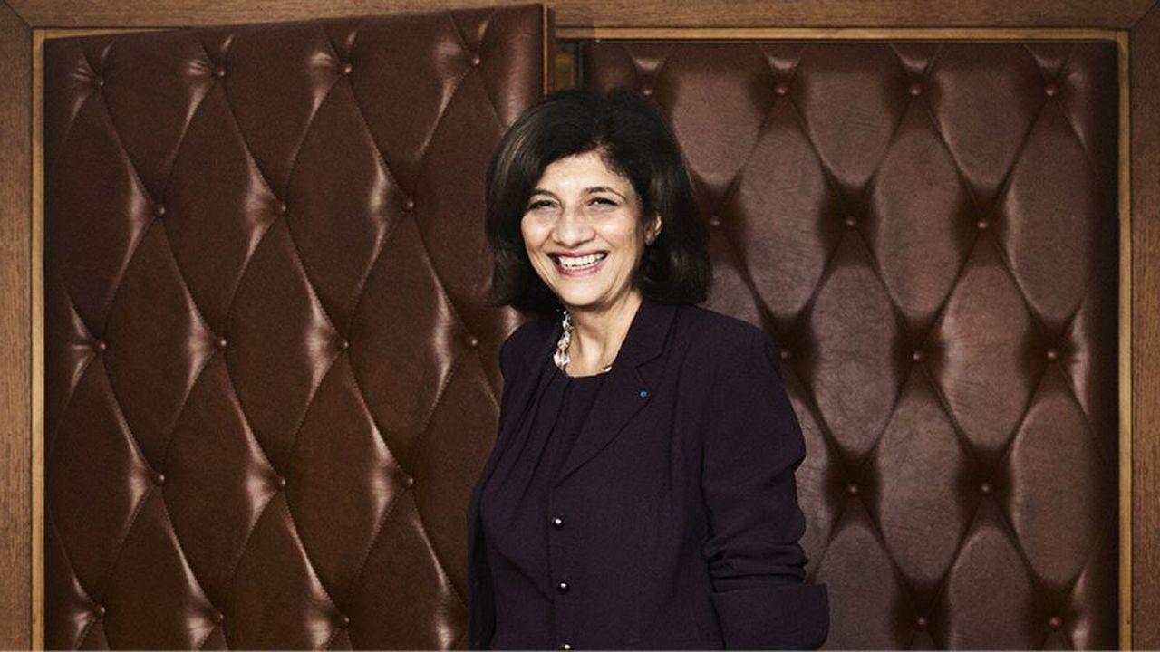 Christiane Féral-Schuhl, la voix des avocats en révolte