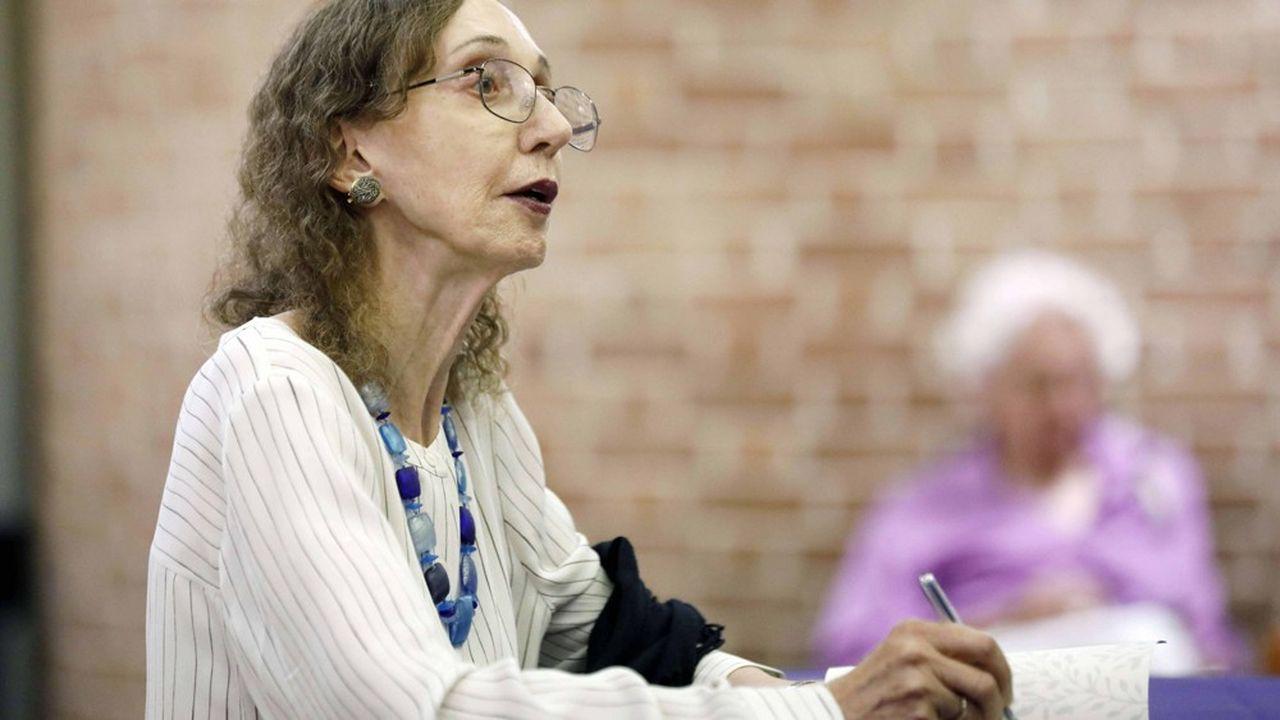 Romancière, auteure de polars, poétesse, nouvelliste, écrivaine pour la jeunesse et essayiste, la fringante octogénaire a signé plus de 200 ouvrages.
