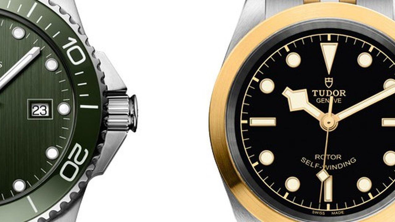 Heures Actuelles : montres automatiques