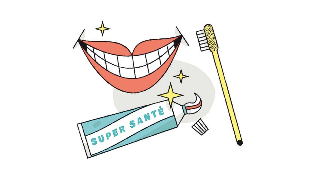 Les dents, on les brosse bien