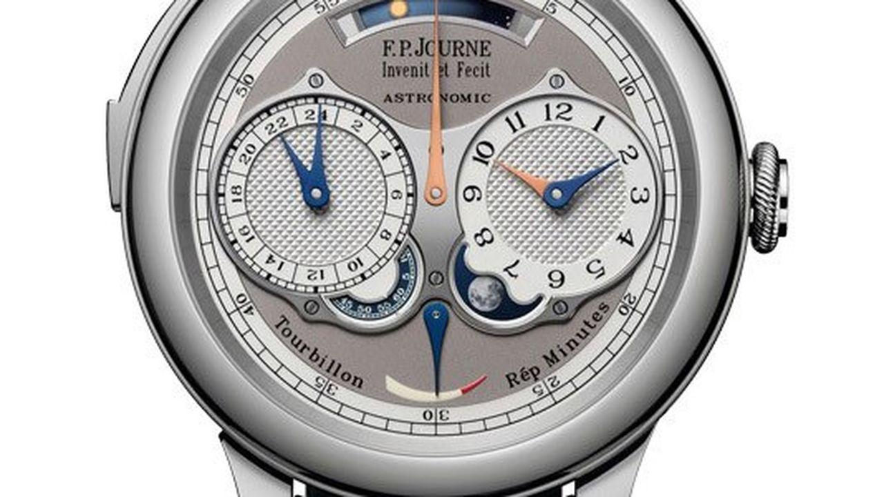 Heures Actuelles : montres atypiques