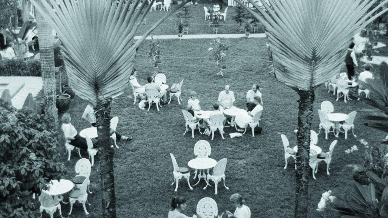 À la découverte du Raffles, hôtel légendaire de Singapour