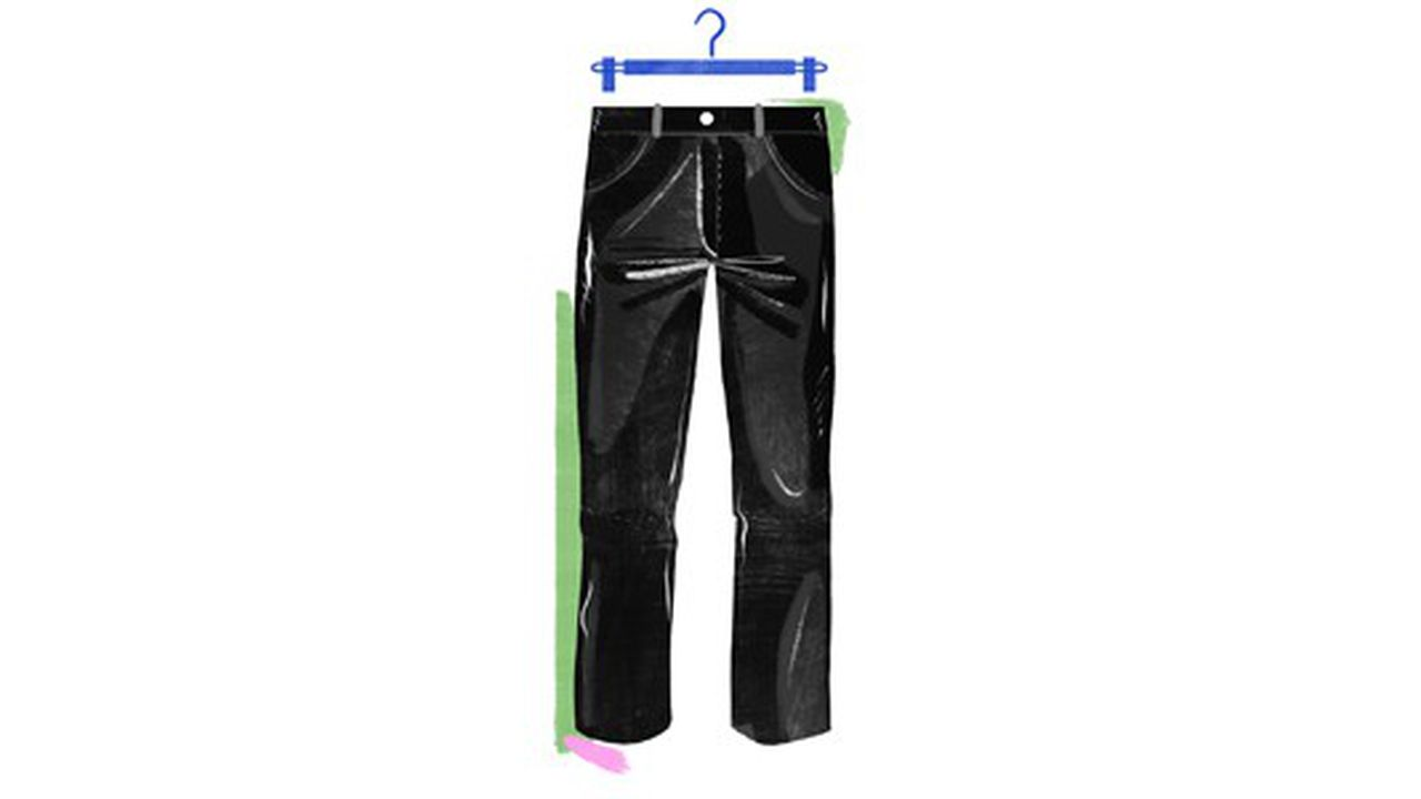 La chronique de Sabine Delanglade : comment porter le pantalon en cuir