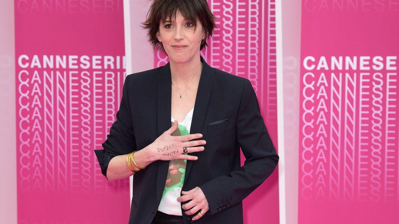 Florence Loiret Caille :« le tournage de cette saison était très émouvant »