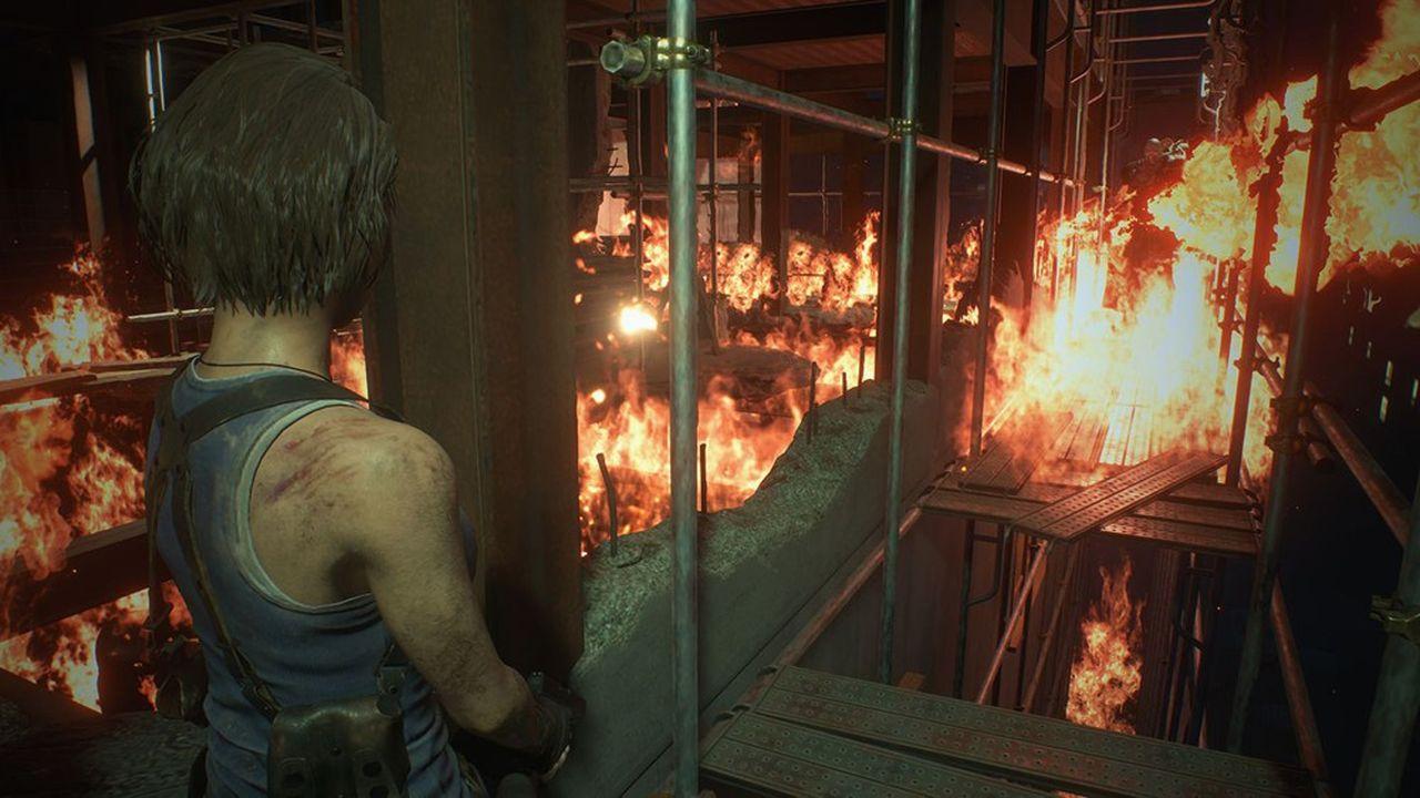 Test Resident Evil 3, Capcom révise ses classiques