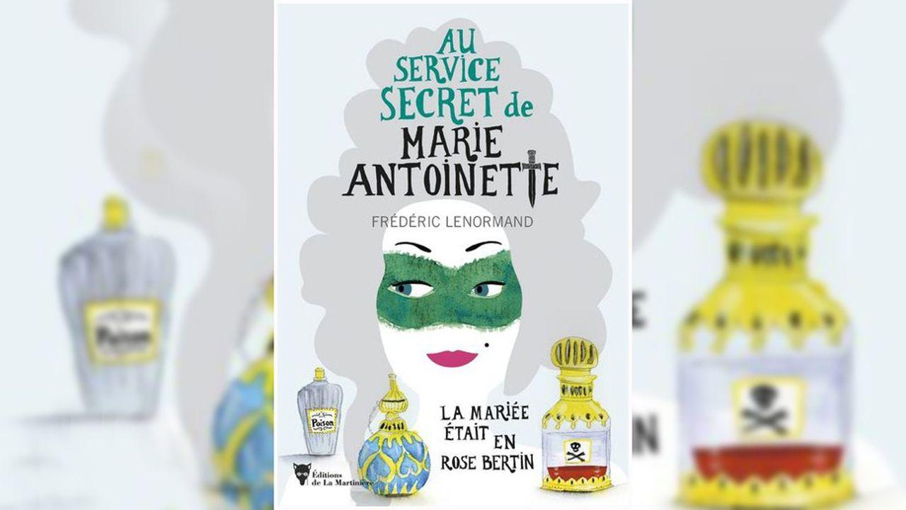 Rayon polar: dans le cabinet de Marie-Antoinette