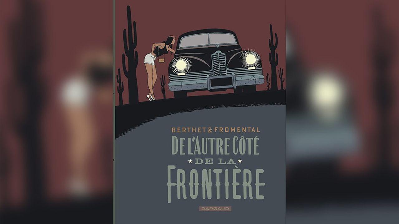 «De l'autre côté de la frontière»: une BD sous le signe de Simenon