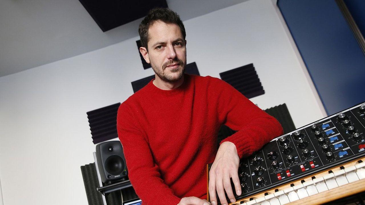 Le producteur Molécule, alias Romain Delahaye, est à l'origine de cette fine compilation «ambient» et «down tempo».