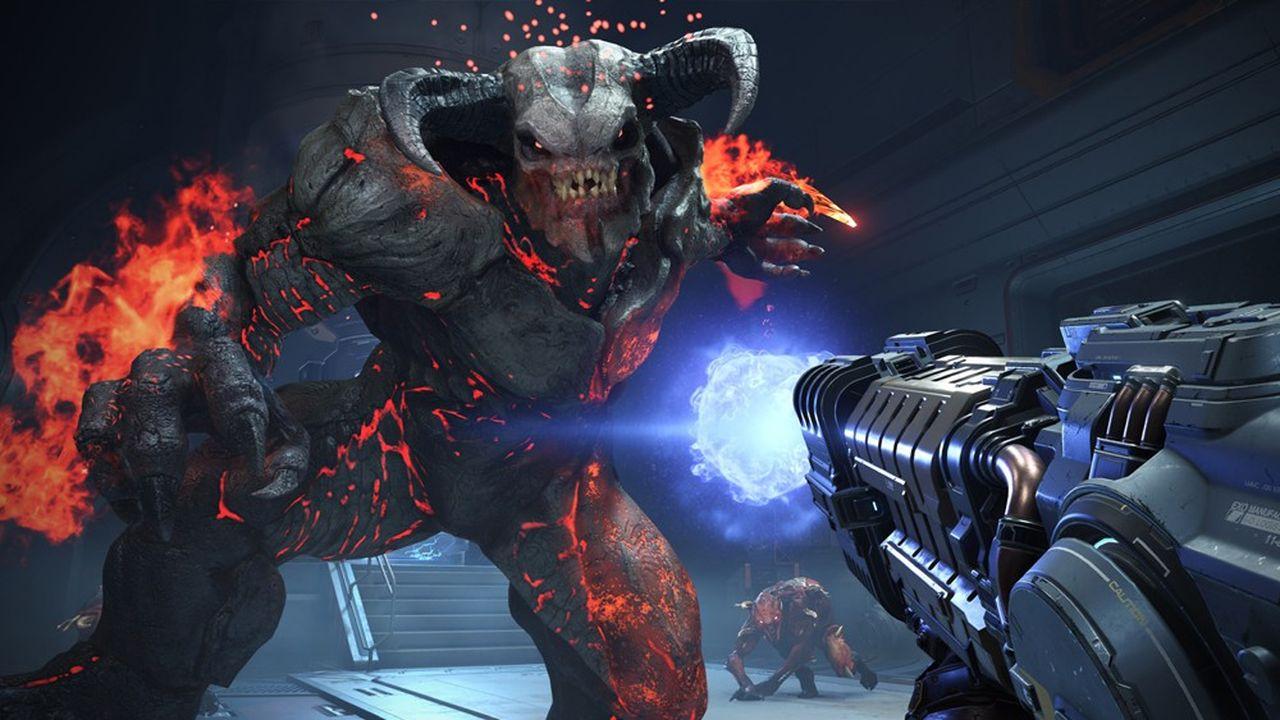 La licence Doom a réussi son retour au premier plan