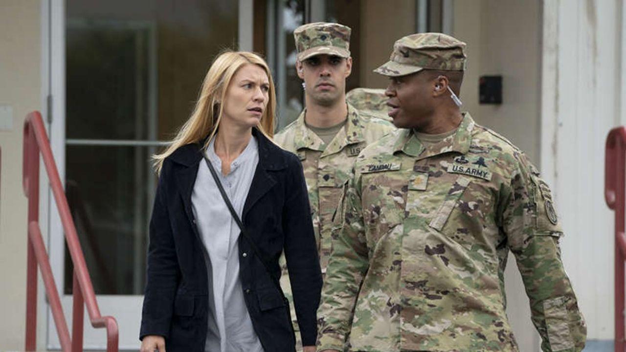 Carrie Mathison (Claire Danes). Si elle a toujours cherché le réalisme, «Homeland» n'en est pas moins une série de super héroïne.