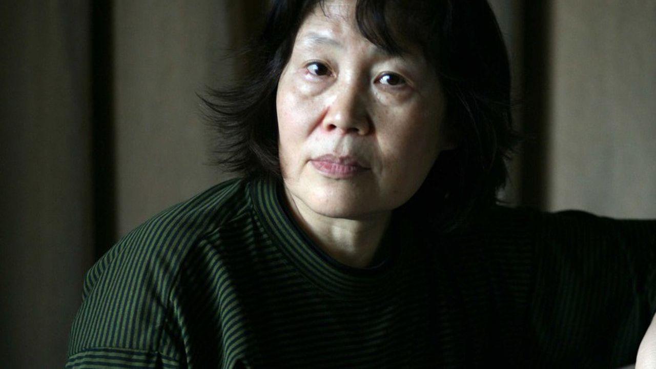 Zhu Xiao-Mei, pianiste chinoise exilée en France et auteur du livre « Le Tumulte de la riviere » chez Robert Laffont.