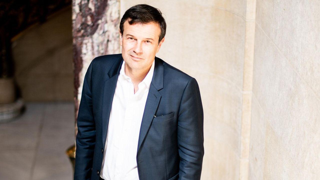 Olivier Mantei est directeur de l'Opéra Comique et copropriétaire du théâtre des Bouffes du Nord.