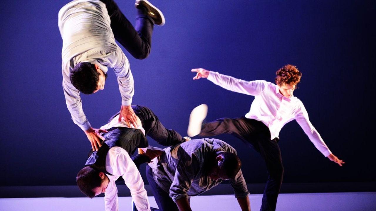 Capté à Chaillot, «Allegria» est sans doute un des meilleurs spectacles de Kader Attou.